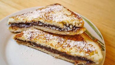 Photo of Stuffed Chocolate French Toast