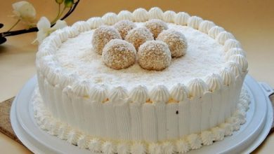 Photo of Raffaello Torte