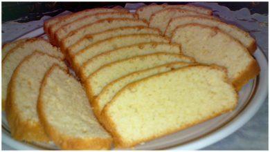 Photo of Biskuitteig für Torten und Kuchen Mit Nur 4 Zutaten