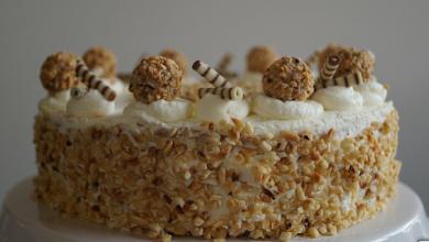 Photo of GiOTTO-Haselnuss-Torte