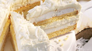 Photo of Schnee-Torte