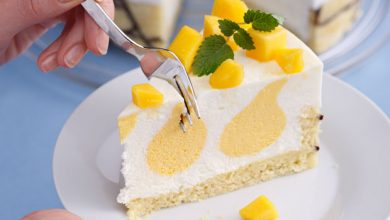 Photo of Buttermilch-Mango-Torte