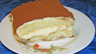 Photo of KÜRBIS – TIRAMISU