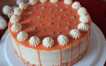 Photo of Mandarinen-Mandel-Torte