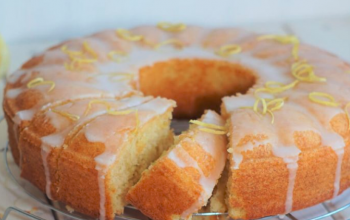 Photo of Zitronen-Buttermilch Kuchen