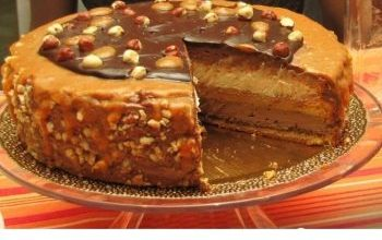 Photo of Toffifee Torte