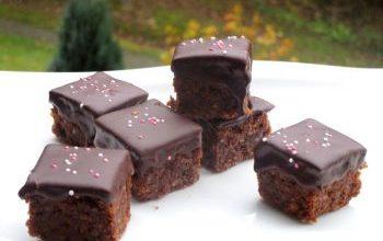 Photo of Wunderkuchen Aus LECKER Edelbitterschokolade