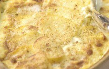 Photo of Bestes Kartoffelgratin Mit Emmentaler