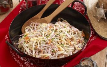 Photo of Lasso-Nudel-Salat