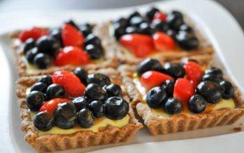 Photo of Mini-Tartelettes Mit Vanillecreme